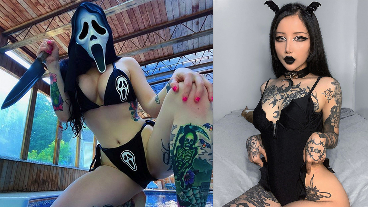 20 Swimsuits For Goth Girl Summer