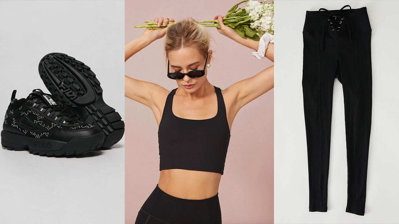 20 Athleisure Essentials For Health Goth Goals