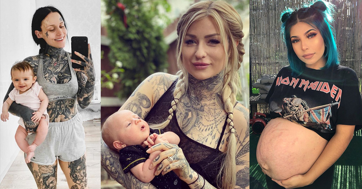 These Ladies are Alt Mama Goals
