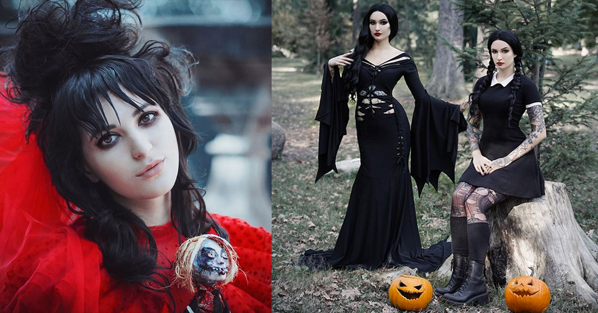 15 Halloween Costumes Made For Badass Alt Girls
