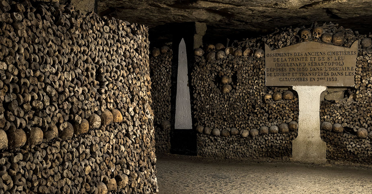 10 Creepy Cool Travel Destinations