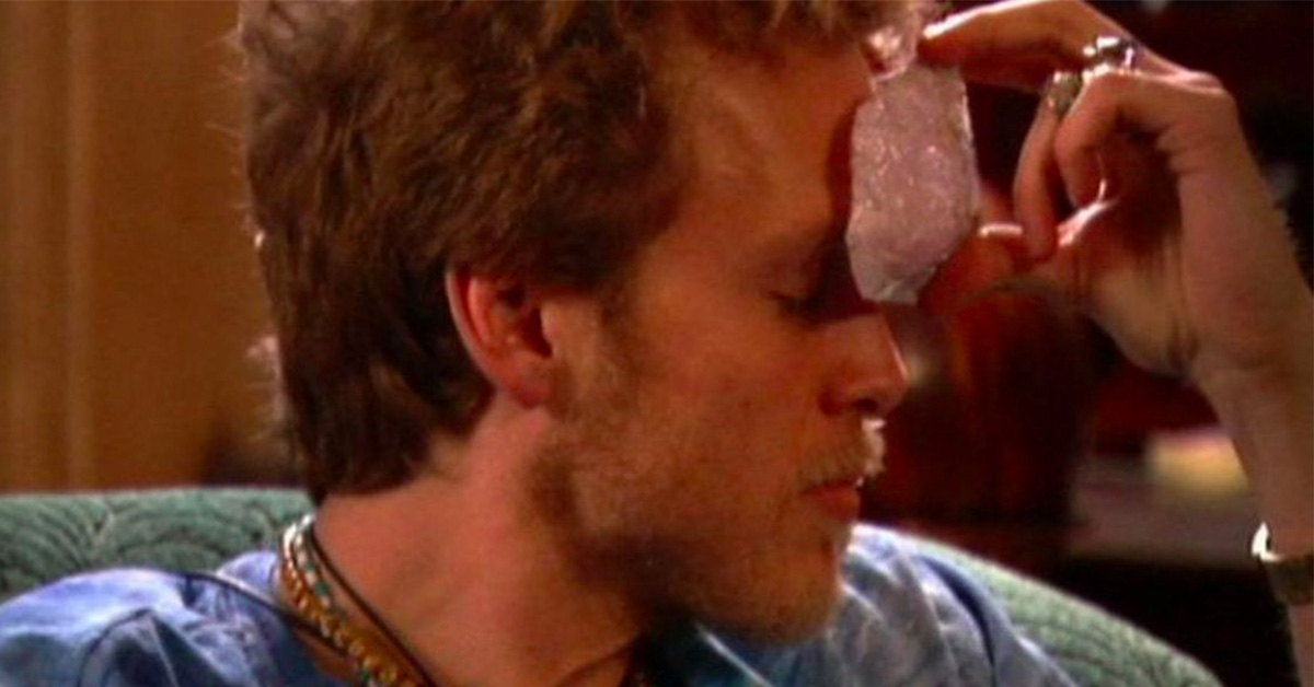 When Did Spencer Pratt Become the Face of Crystal Healing?