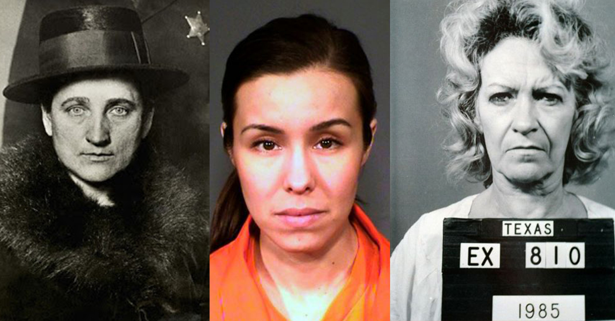 13 Most Notorious Black Widows in True Crime