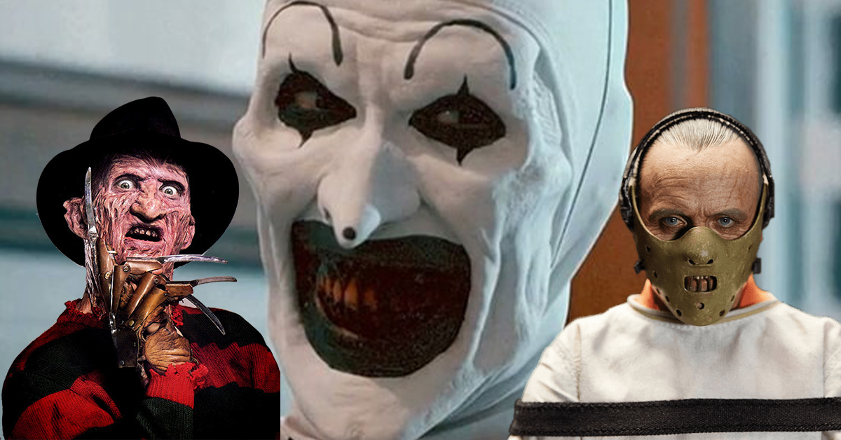 Ranking Horror Villains from Adorable to Terrifying